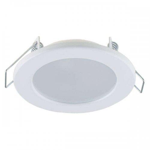 Светильник Montana LED 51 06 01 штампов. неповорот. 6Вт 480Лм 220В 4000К бел. ИТАЛМАК IT8557