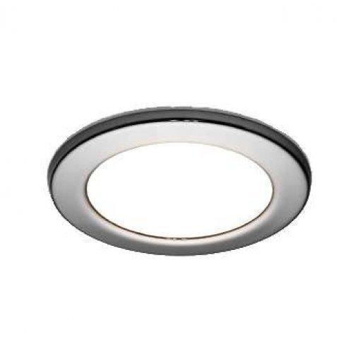 Светильник Montana LED 51 06 05 штампов. неповорот. 6Вт 480Лм 220В 4000К хром ИТАЛМАК IT8559