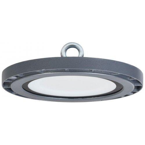 Светильник светодиодный ДСП 5011 100Вт 4000К IP65 (High Bay) для высоких пролетов алюм. ИЭК LDSP0-5011-100-40-K23