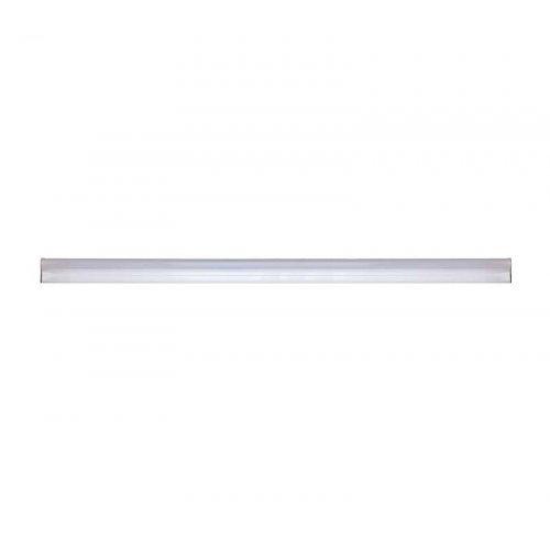 Светильник светодиодный 60LED LWL-2013-12CL линейный 10Вт 4000К IP20 750Лм 875мм 220В алюм. корпус с сетевым проводом Ultraflash 12328