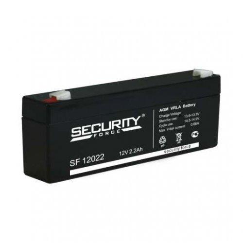 Аккумулятор 12В 2.2А.ч Security Force SF 12022