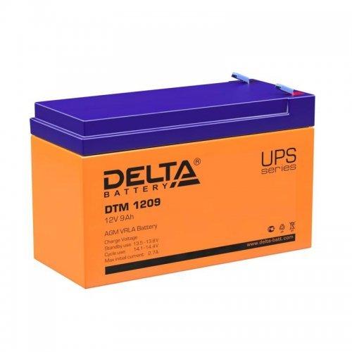 Аккумулятор 12В 9А.ч Delta DTM 1209