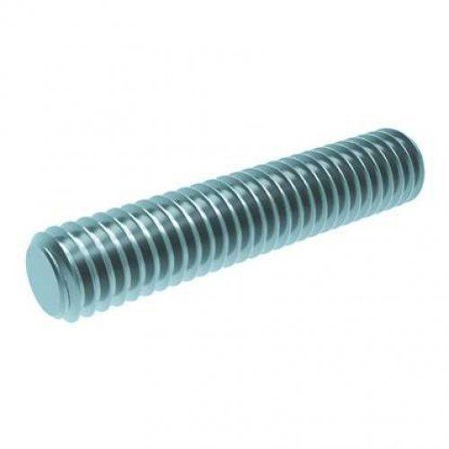 Шпилька резьбовая М8х1000 DIN 975 (дл.1м) Партнер 42892