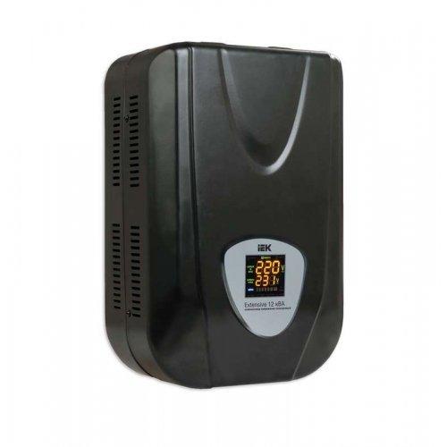 Стабилизатор напряжения Extensive 12кВА настен. ИЭК IVS28-1-12000