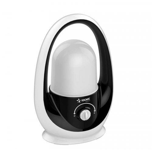 Фонарь светодиодный аккум. KOSMOS premium 8W LED регулировка яркости зарядное устройство 220/12В КОСМОС KOSAC6012HWLED