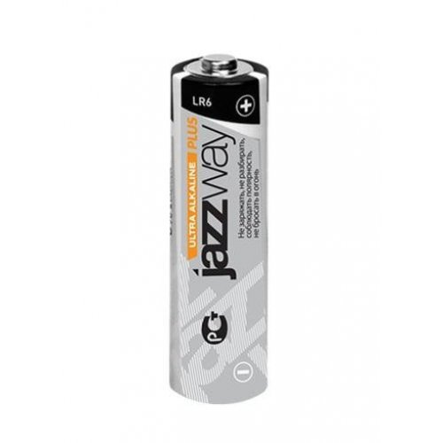 Элемент питания алкалиновый LR6 Ultra Alkaline BL-4 (блист.4шт) JAZZway 5010772