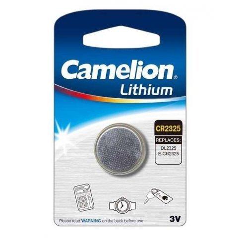 Элемент питания литиевый CR CR2325 BL-1 (блист.1шт) Camelion 5112