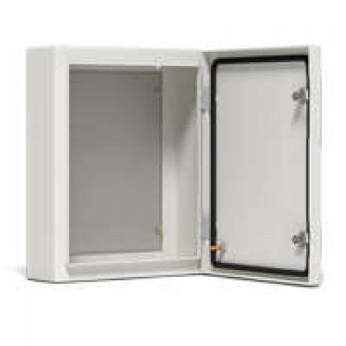 Корпус металлический ЩМП-421 400х210х150 IP54 ASD-electric МС.06.54.13