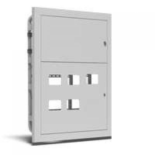 Корпус ЩЭ-5 1000х670х140 (ниша 940х570х125) без слаботочного отсека ASD-electric МС.08.31.11