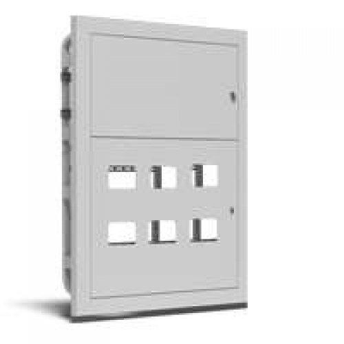 Корпус ЩЭ-6 1000х670х140 (ниша 940х570х125) без слаботочного отсека ASD-electric МС.08.31.12