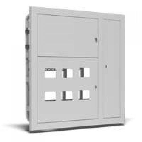 Корпус ЩЭ-6 1000х980х140 (ниша 940х880х125) ASD-electric МС.08.31.10