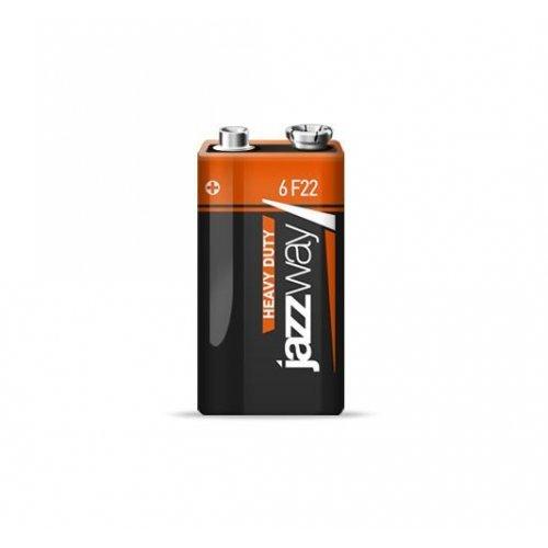 Элемент питания солевой 6F22 Heavy Duty JAZZway 5004122