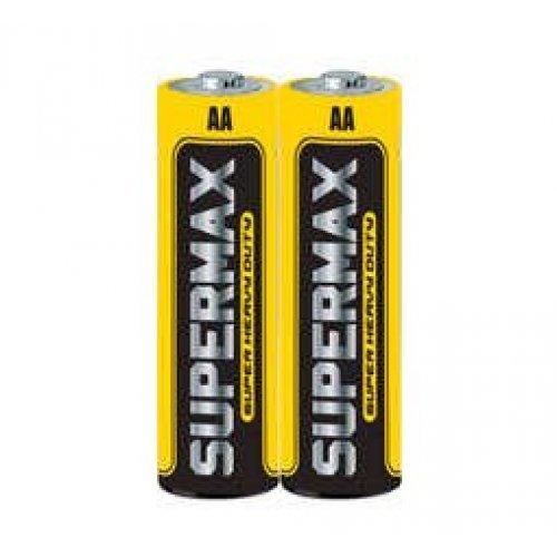 Элемент питания солевой S R6 (уп.2шт) Supermax SUPR6