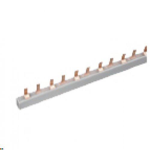 Шина соединительная типа PIN (штырь) 3-фазная 63А (1м) pin-03-63 EKF