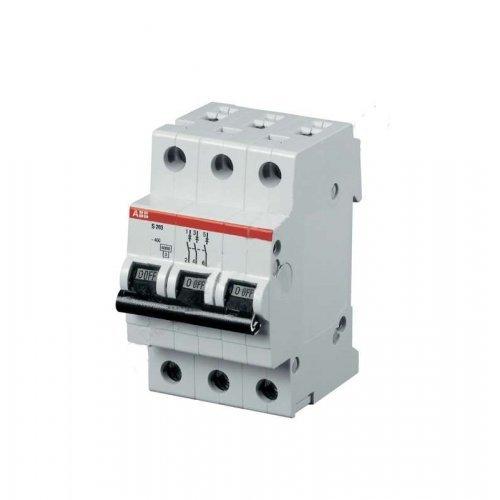 Выключатель автоматический трехполюсный 16А С SH203L 4.5кА