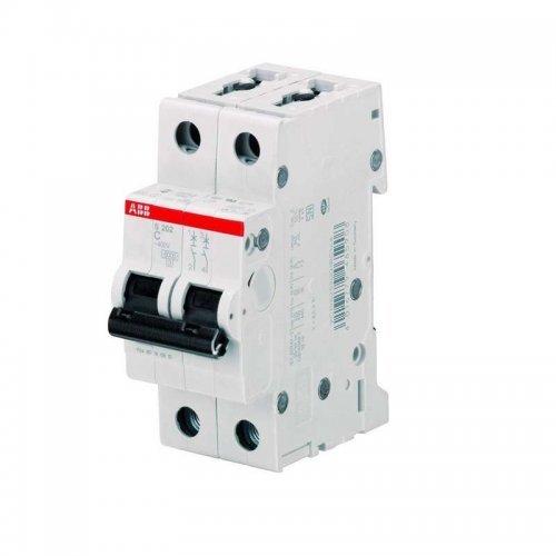 Выключатель автоматический двухполюсный 40А С S202 6кА