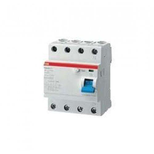 Выключатель дифференциального тока (УЗО) 4п 25А 30мА F204 АС