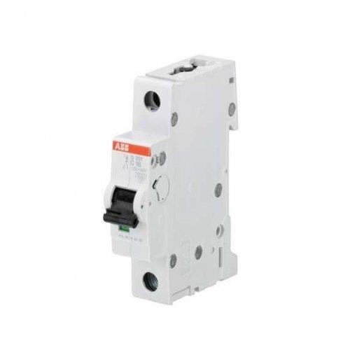 Выключатель автоматический однополюсный 6А С S201 6кА