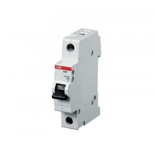 Выключатель автоматический однополюсный 6А С SH201L 4.5кА