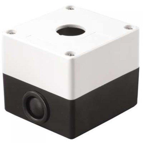 Корпус КП 101 1-м бел. для кнопок ИЭК BKP10-1-K01