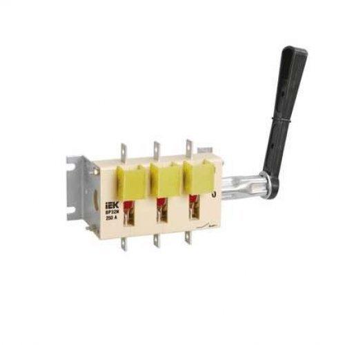Выключатель-разъединитель ВР32И-35 В31250 250А ИЭК SRK21-111-250