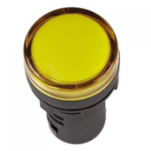 Арматура светосигнальная AD-22DS 230В желт. ИЭК BLS10-ADDS-230-K05