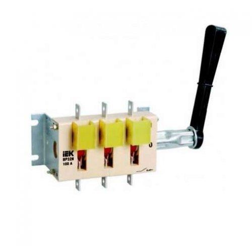 Выключатель-разъединитель ВР32И-31 В31250 100А ИЭК SRK01-111-100