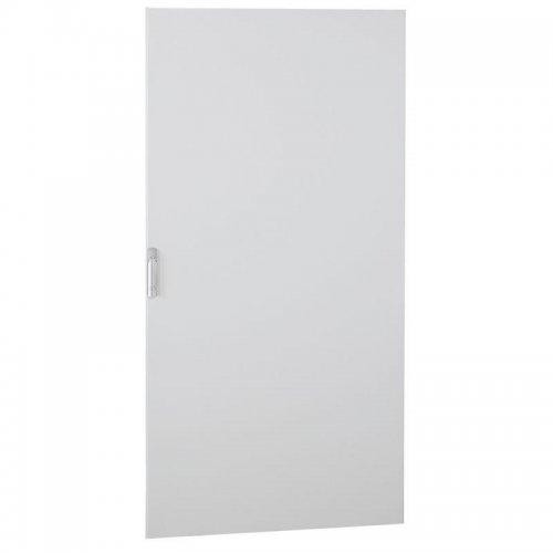 Дверь для шкафов XL3 4000 плоская метал. H=975мм Leg 020577