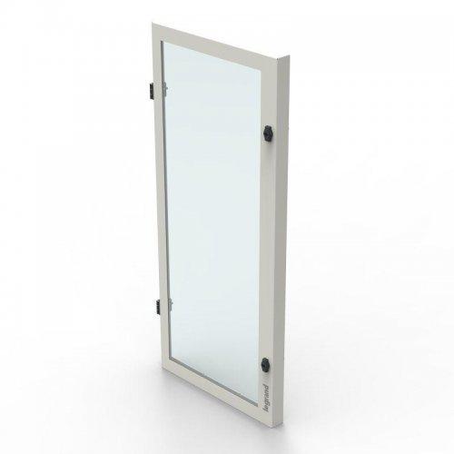 Дверь стеклянная 16M 750мм XL3S 630 Leg 337751