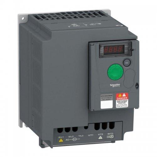 Преобразователь частоты ATV310 3кВт 380В 3ф SchE ATV310HU30N4E