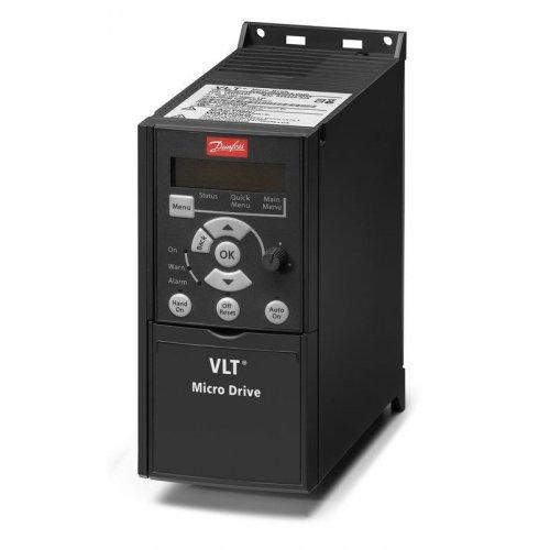 Преобразователь частоты VLT Micro Drive FC 51 1.5кВт (380-480 3 фазы) Danfoss 132F0020