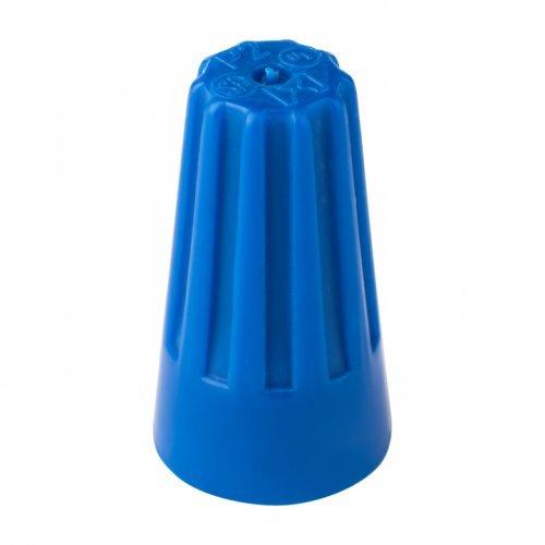 Скрутка СИЗ-4 2.5-4.5мм синяя (100шт)