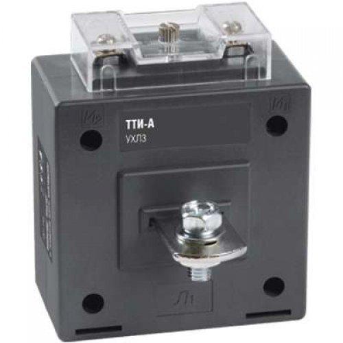 Трансформатор тока ТТИ-А 150/5А кл. точн. 0.5 5В.А ИЭК ITT10-2-05-0150