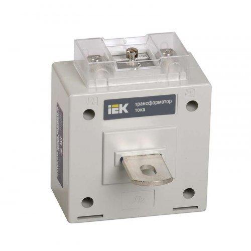 Трансформатор тока ТОП-0.66 100/5А кл. точн. 0.5 5В.А ИЭК ITP10-2-05-0100