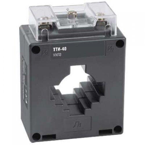 Трансформатор тока ТТИ-40 600/5А кл. точн. 0.5 5В.А ИЭК ITT30-2-05-0600