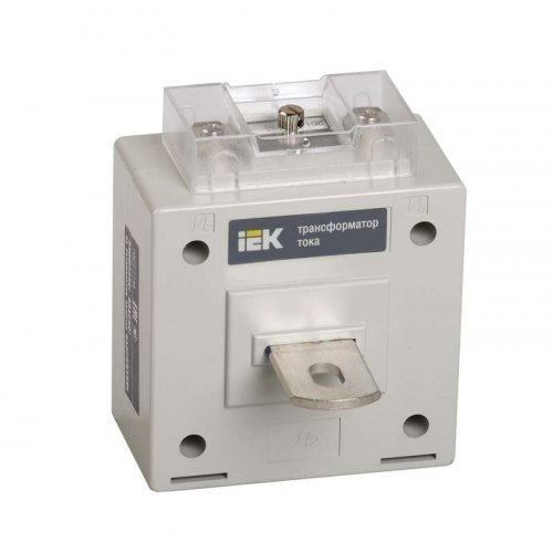 Трансформатор тока ТОП-0.66 150/5А кл. точн. 0.5 5В.А ИЭК ITP10-2-05-0150