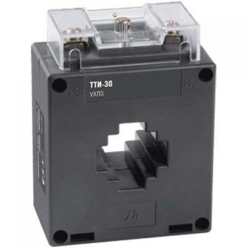 Трансформатор тока ТТИ-30 300/5А кл. точн. 0.5 5В.А ИЭК ITT20-2-05-0300