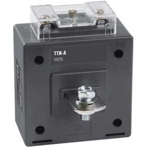 Трансформатор тока ТТИ-А 100/5А кл. точн. 0.5 5В.А ИЭК ITT10-2-05-0100