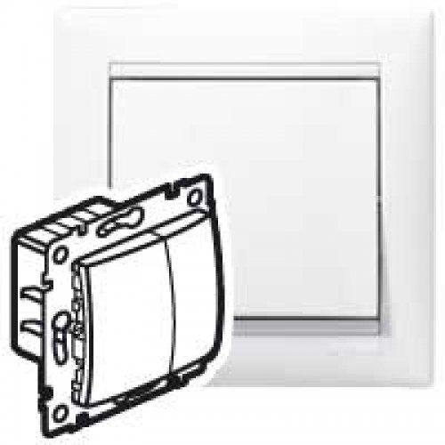 Механизм светорегулятора СП Valena 60-600Вт бел. (DIY-упак.) Leg 694289