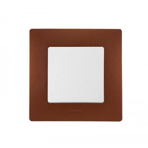 Рамка 1-м Etika какао Leg 672571