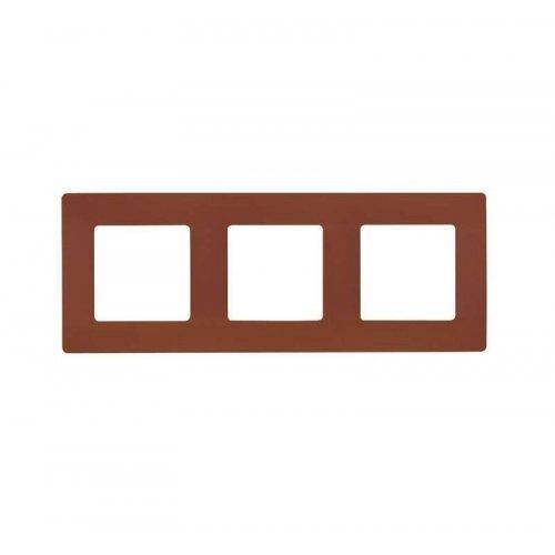Рамка 3-м Etika какао Leg 672573