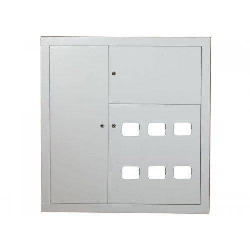 Щит этажный ЩЭ 7кв. без слаботочного отсека (1010х650х160) IP31 PROxima EKF mb10-v-7r