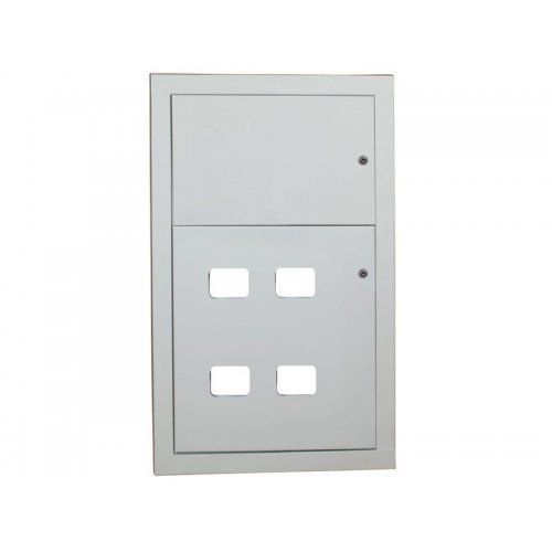 Щит этажный 4 квартирный без слаботочного отсека (1010х650Х160) IP31 EKF
