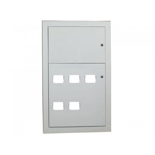 Щит этажный ЩЭ 5кв. без слаботочного отсека (1010х650х160) IP31 PROxima EKF mb10-v-5r