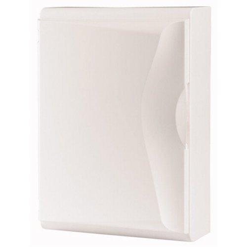 Корпус эл. шкафа 39 модулей дверь без зад. стенки пласт. 480х260х145мм BC-A-3/39-TW-A бел. EATON 101564