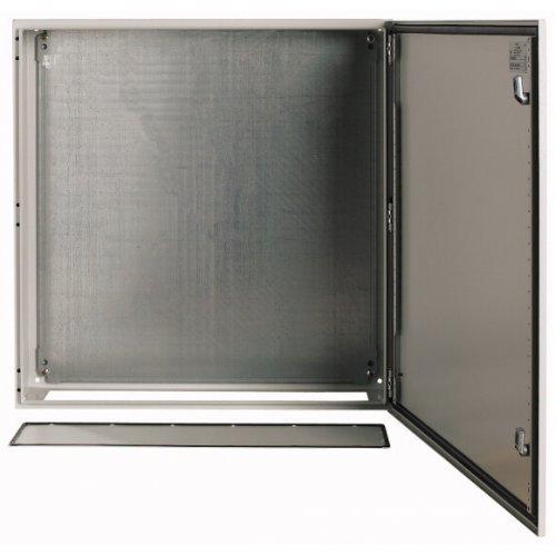 Щит навесной с монтажной платой металлический 200х800х800мм CS-88/200 EATON 111709