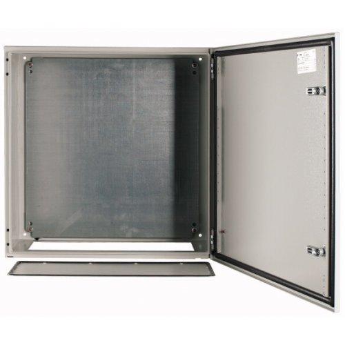 Щит навесной с монтажной платой металлический 300х600х600мм CS-66/300 EATON 111700