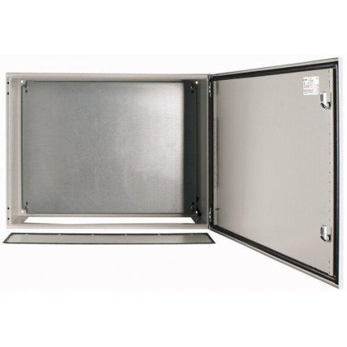 Щит навесной с монтажной платой металлический 300х800х600мм CS-68/300 EATON 111701