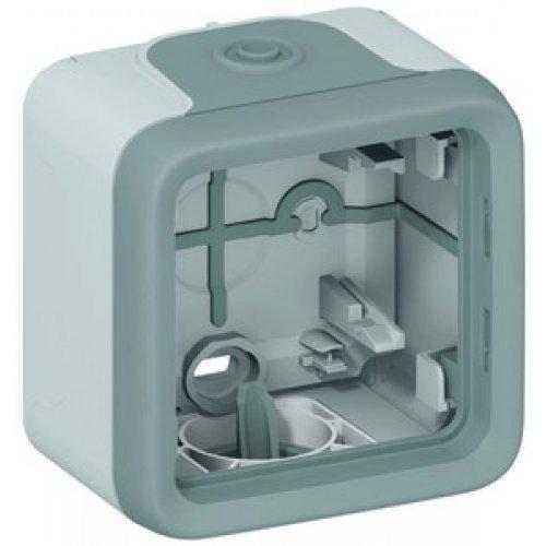 Коробка установочная ОП 1-м Plexo сер. Leg 069651
