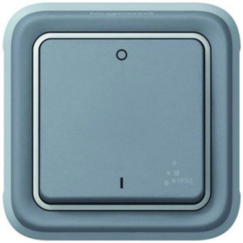 Механизм выключателя 1-кл. СП PLEXO 10А IP55 сер. Leg 069530